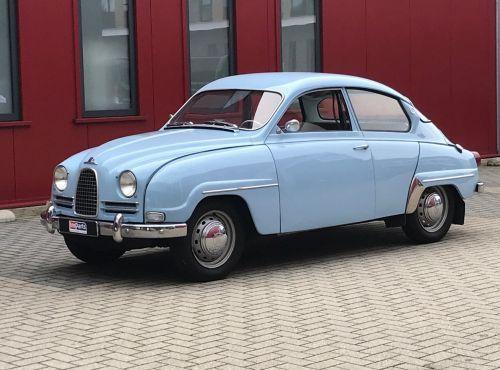 Saab 96 1962 Occasion
