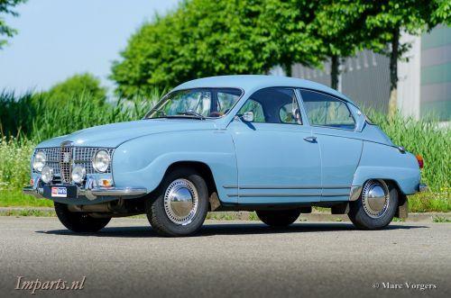 Saab 96 1967 Occasion