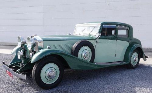 Rolls-Royce Phantom 1934 Occasion