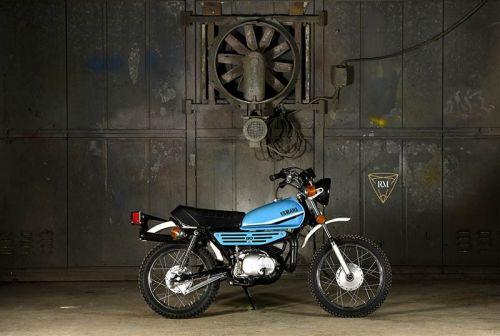 Yamaha GT80 1983 Occasion