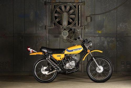Suzuki TS100 1972 Occasion