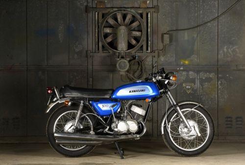 Kawasaki H1 1971 Occasion