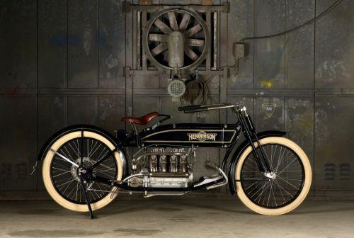 Henderson Model D 1915 Occasion