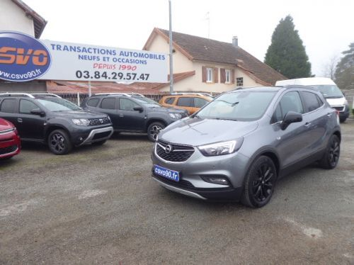 Opel Mokka X 2017 Occasion