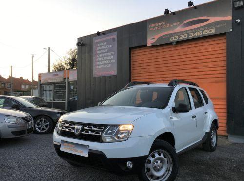 Dacia Duster 2017 Occasion