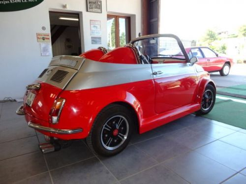 Fiat 500 1975 Occasion