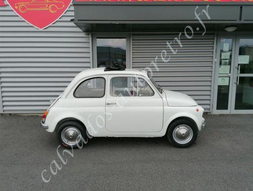 Fiat 500 1965 Occasion