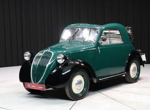 Fiat 500A 1938 Occasion