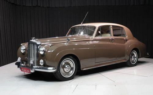 Bentley S2 1960 Occasion